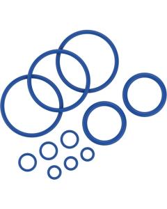 Sada těsnících kroužků obsahuje 11 těsnících kroužků různé velikosti pro Crafty vaporizéry