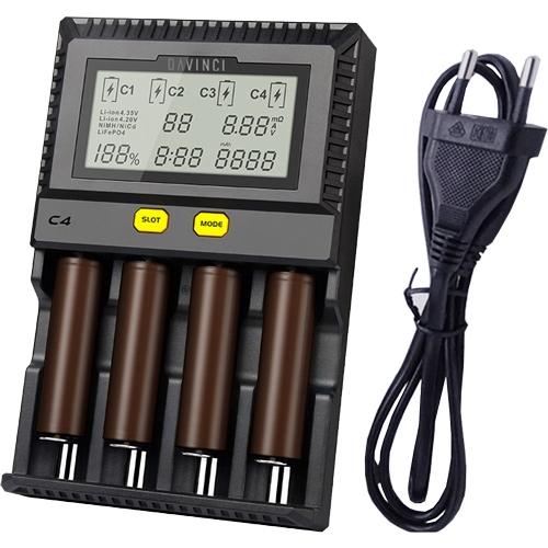 DaVinci - Nabíječka na baterie